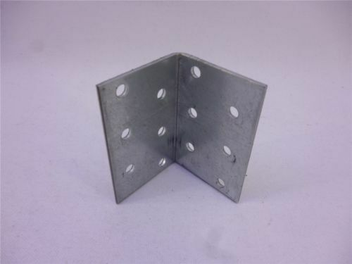 40 mm x 40 mm x 60 mm x 2 mm Stuhlwinkel 10 Winkelverbinder