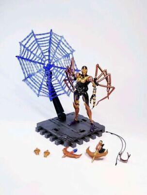 Transformers TAKARA TOMY MP-46 Arachnid BW Black Widow Without Box Ver.