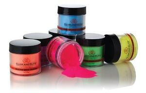 Acrylic-Powder-Colors-1oz-28g-Made-in-USA-Glam-amp-Glits-Nails-design-Part-3