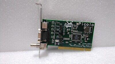 PICOLO-D1 EURESYS // 1155 D1/_0 // Picolo PIC-D1 1pcs Used