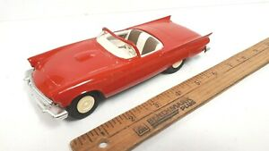 1957-FORD-Thunderbird-Friction-Power-w-Original-Box-New-in-Box-Condition