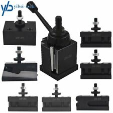 Bxa 250 222 Wedge Tool Post Holder For Lathe 10 15 With 2 Extra Tool Holder