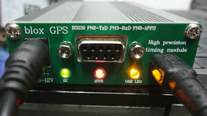 U-Blox-LEA-5T-high-precision-timing-GPS-module-dev-board-1PPS-USB-RS232-ntp-ser