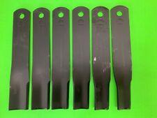 New John Deerefrontier Gm2109 Finishgrooming Mower Blade Set 5bp0044598