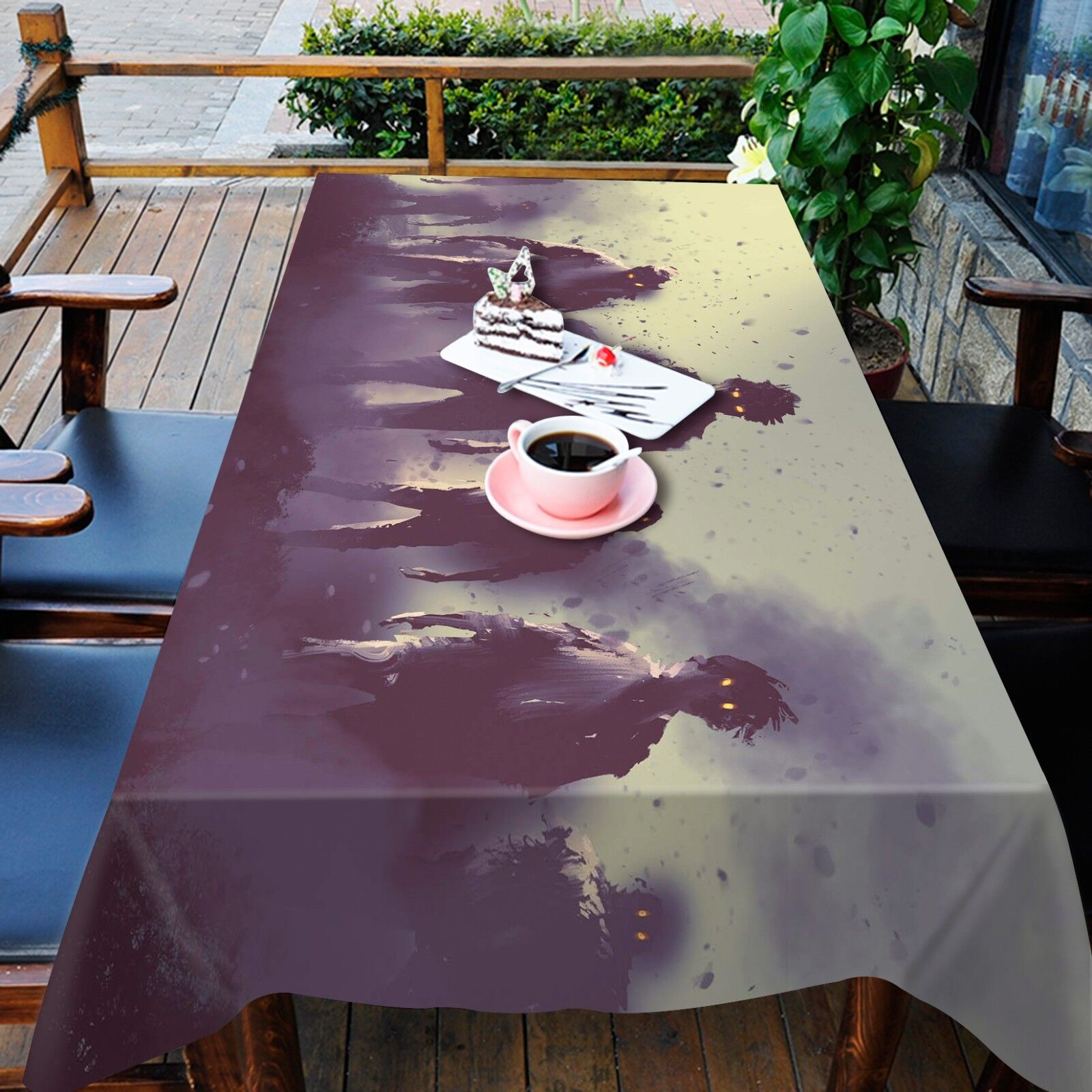 3D Warrior 89 Nappe Table Cover Cloth Fête D'Anniversaire événement AJ papier peint UK