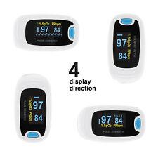Usa Oled Fingertip Oxymeter Spo2pr Monitor Blood Oxygen Pulse Oximetercms50na
