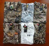 Under Armour Men's Storm Camo Icon Hunting Hoodie 2016 Fall Line
