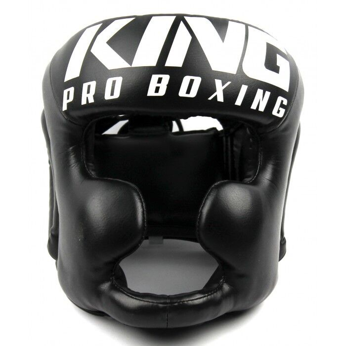 King- Kopfschutz   Headgear    KPB HG . Größe  M & L. Training. Boxen. Muay Thai. 96b97a