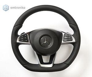Mercedes-C-E-Un-W204-W212-Multifuncion-Sport-Volante-Airbag-Cambio-Paletas