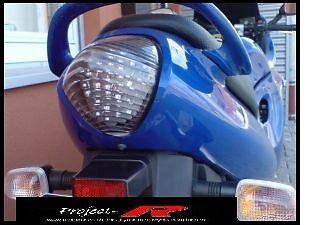 SUZUKI GSXF 600 750 CLEAR or SMOKED LED TAIL LIGHT KATANA GSX F GSX600 GSX750 F