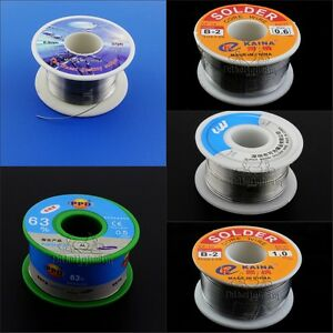 0-3-0-6-0-8mm-63-37-Rosin-Core-Solder-Wire-Cable-Soldering-Iron-Tin-Flux-Solder