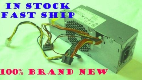 ~100/% BRAND NEW~ Dell 760 780 960 980 SFF 235W Power Supply RM112 WU136 PW116