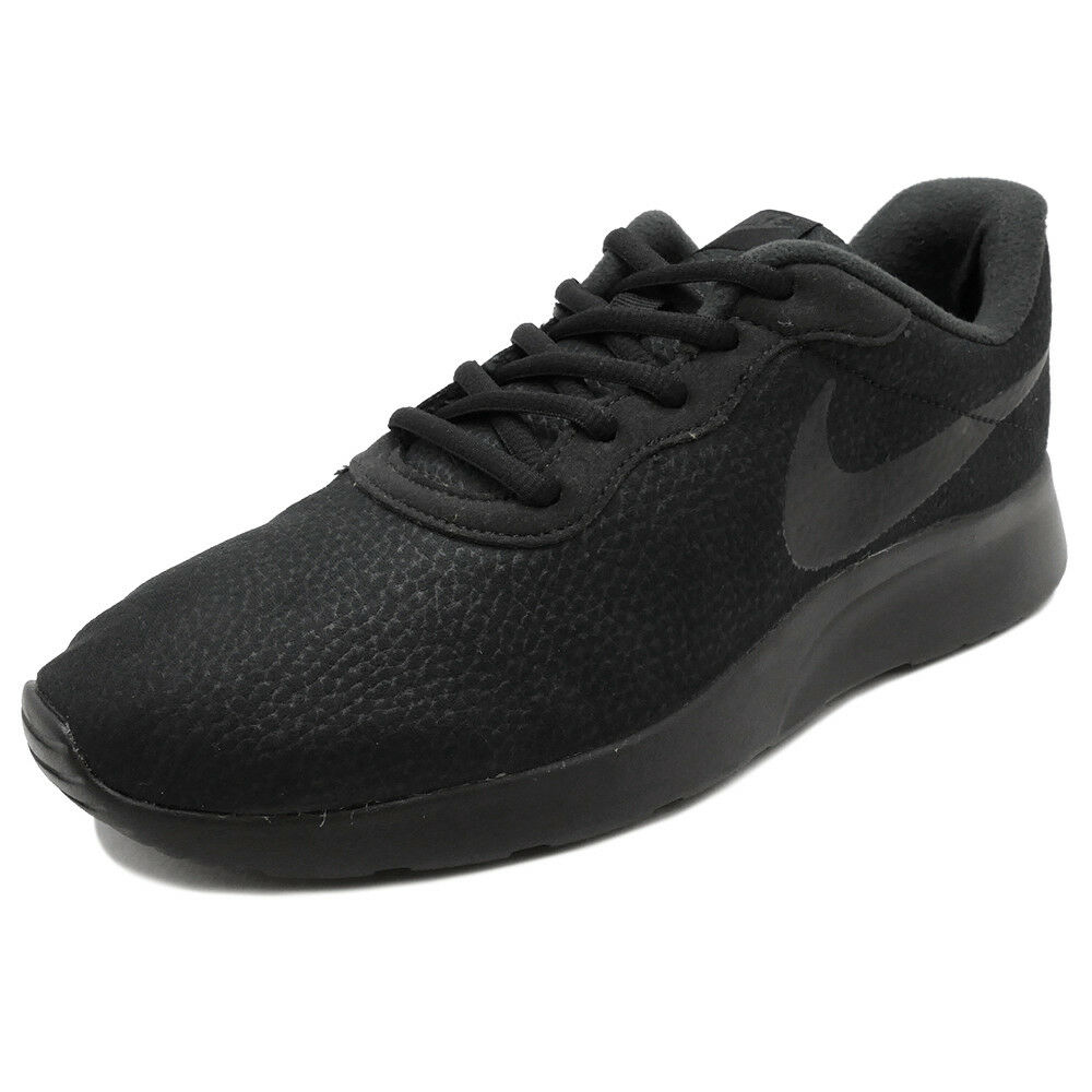 Men Nike Tanjun Prem 876899 005 size 9-12 Black training shoes