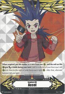Cardfight Vanguard: Imaginary Gift Accel Marker V-GM//0021EN Promo Card
