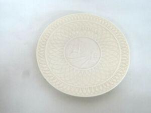 Belleek-Christmas-1973-Irish-Porcelain-Decorative-Plate-642B