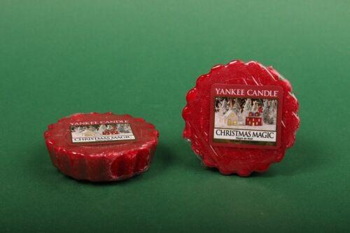 """Yankee Candle® /""""Christmas Magic/"""" Tarts® Wax Melts Duftwachs Dufttörtchen"""