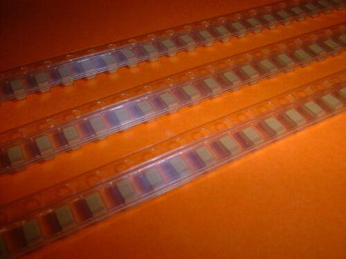 50x 2,2µf//16v SMD tantalio condensador AVX case a
