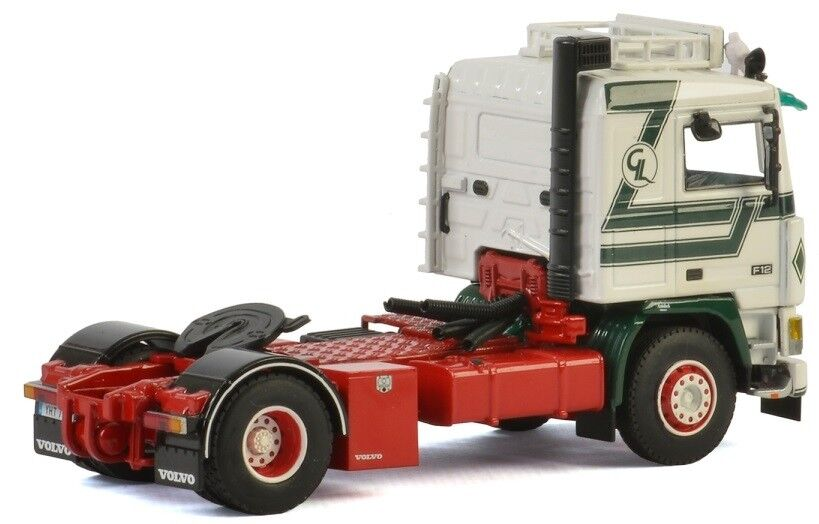 WSI01-2467 Camion 4x2 solo solo solo VOLVO F12 aux couleurs du transporteur Gino Lambrec | Vente  c18619