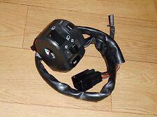 KAWASAKI ZX10R D6F/D7F OEM LEFT SWITCHGEAR CONTROLS LIGHT SWITCHES 2006-2007