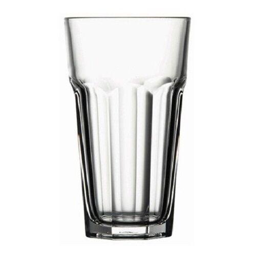 Pasabahce 52706 Vaso de Cristal Casablanca 365ML 6er Set Vasos de Trago Largo
