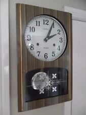 Retro Seiko 30 day wall clock in good workng order