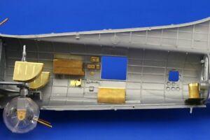 Eduard 1/48 B-17g Arrière Intérieur Pré-peint En Couleur! # 49362-afficher Le Titre D'origine Circulation Sanguine Tonifiante Et Douleurs D'ArrêT