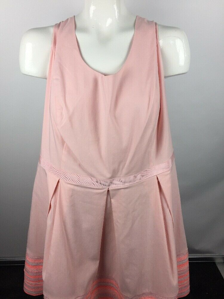 ISAAC MIZRAHI LIVE Limited Edition Rosa 22W Sleeveless Fit & Flare Dress Sequin
