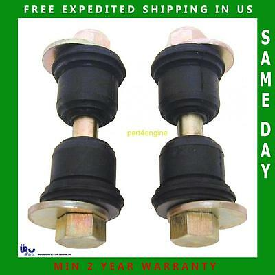 Mercedes W107 Front Control Arm Bushing Kit w Eccentric Pins URO Parts
