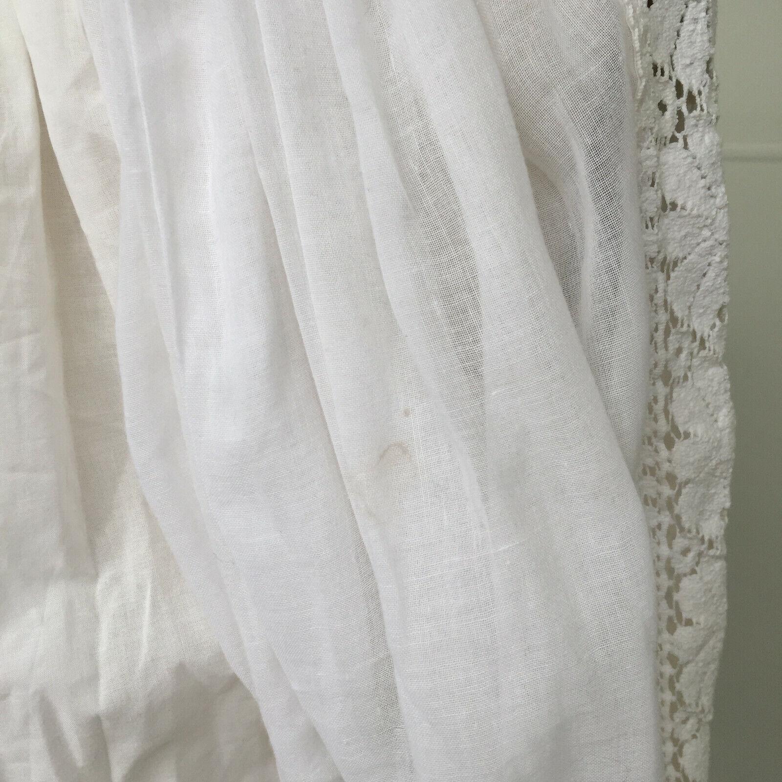 VTG 1970s Hungarian Handmade Textured Boho-Chic P… - image 9