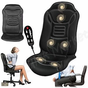 Image Is Loading Mage Seat Cushion 6 Motor Back Pain Relief