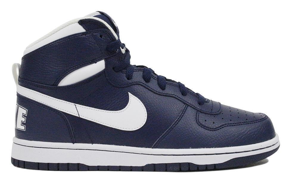 Big Nike High  Navy