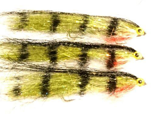 3 NEW Rutland HOT STRAGGLE Cut Throat Cats Whiskers  Iain Barr Fly Fishing