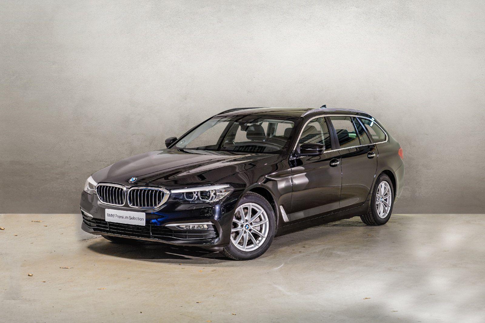 BMW 520d 2,0 Touring aut. 5d - 525.000 kr.