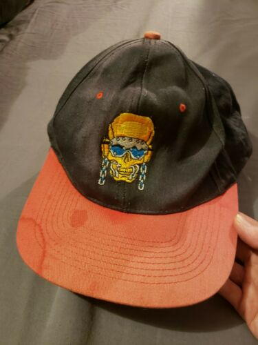 Vintage Megadeth Snapback truckers Hat