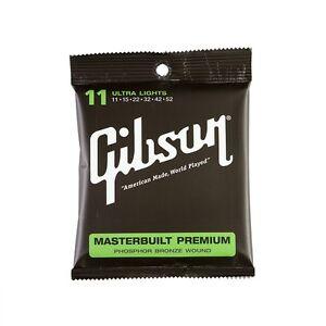Gibson-MB11-Masterbuilt-Premium-Westerngitarren-Saiten