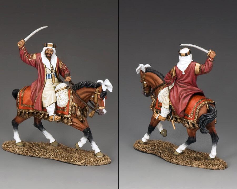 KING AND COUNTRY Prince Feisal LoA11 LoA011 Lawrence of Arabia Metal