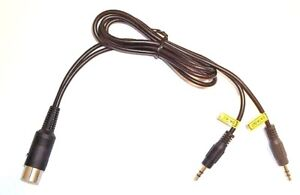 3FT-FT8-FT4-JT65-PSK-Audio-Interface-13-Pin-DIN-Cable-DC-15C-for-ICOM