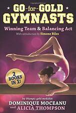Go-for-Gold Gymnasts Bind-up [#1: Winning Team + #