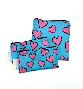 Itzy-Ritzy-Gift-Set-Snack-Bag-and-Mini-Bags-Bundle-Happy-Hearts