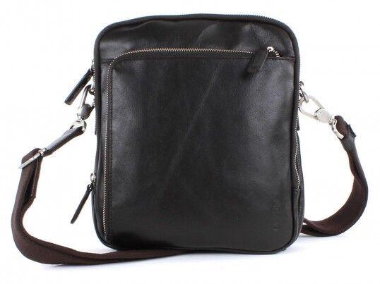 PICARD Bolsa Para Cadáveres Cruz Buddy Messenger Bag Cafe