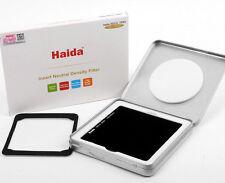 Haida 100x100mm ND3.0 1000x Square Neutral Density Grey Filter Optical Glass