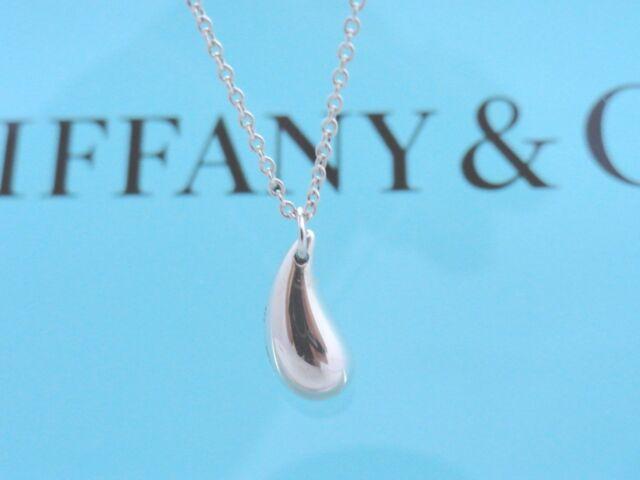 6f1ef3795 Tiffany & Co. Elsa Peretti Sterling Silver 3/8