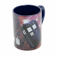 Doctor Who Coffee Mug With Hidden Tardis, 12 Oz., New, Free Shipping