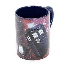Doctor Who Coffee Mug with Hidden TARDIS, 12 Oz., New, Free Shipping