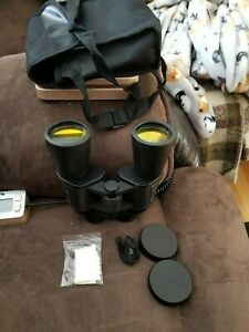 Binoculars-10X50-with-case-caps-amp-cloth