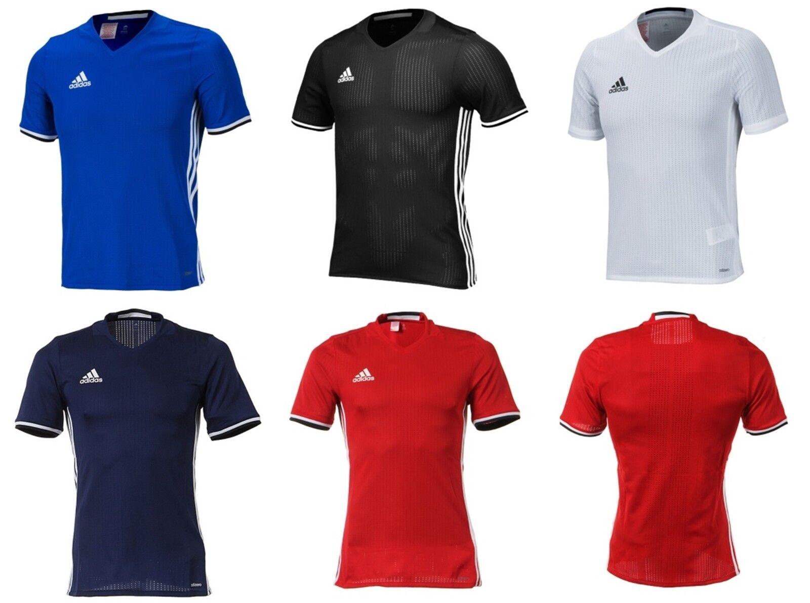 Adidas Jeunes Condivo 16 Entraînement Soccer Soccer Adizero 5 Couleurs S / S Enfant Shirts AP4367