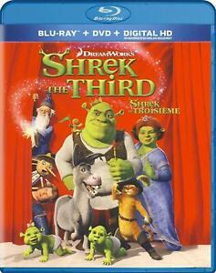 Shrek-the-Third-Blu-ray-NO-DVD-or-DIGITAL-HD