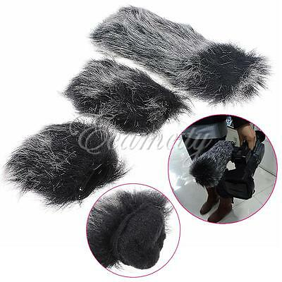 Microphone Mic Fur  Wind Muff  Windshield Windscreen For Camcoder Recorder