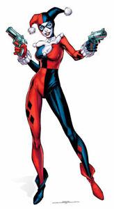 Ca 162 Cm Harley Quinn Comic Batman Pappaufsteller Standy