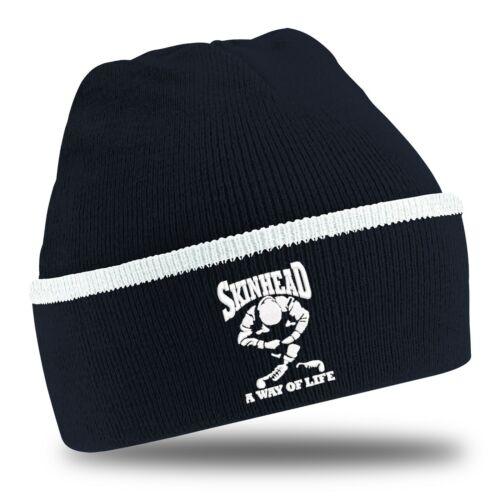 Ska Bleu Marine Bonnet Avec Choix De Logo Wigan Casino Northern Soul esprit de 69